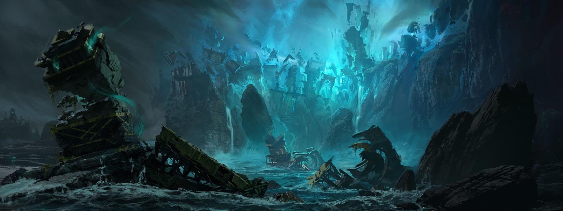 Legends of Runeterra: Shadow Isles Region Guide