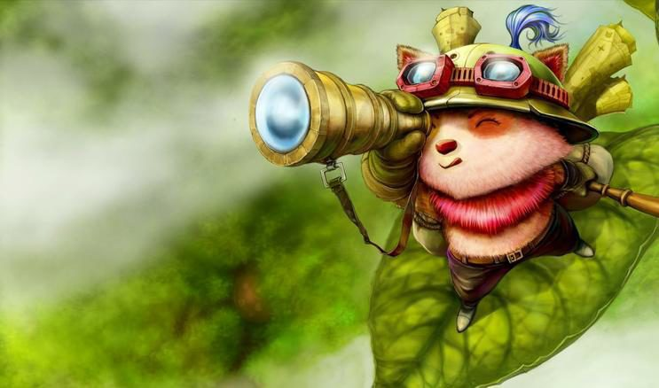 Vision: An Advanced Guide to Warding Strategy in League of Legends