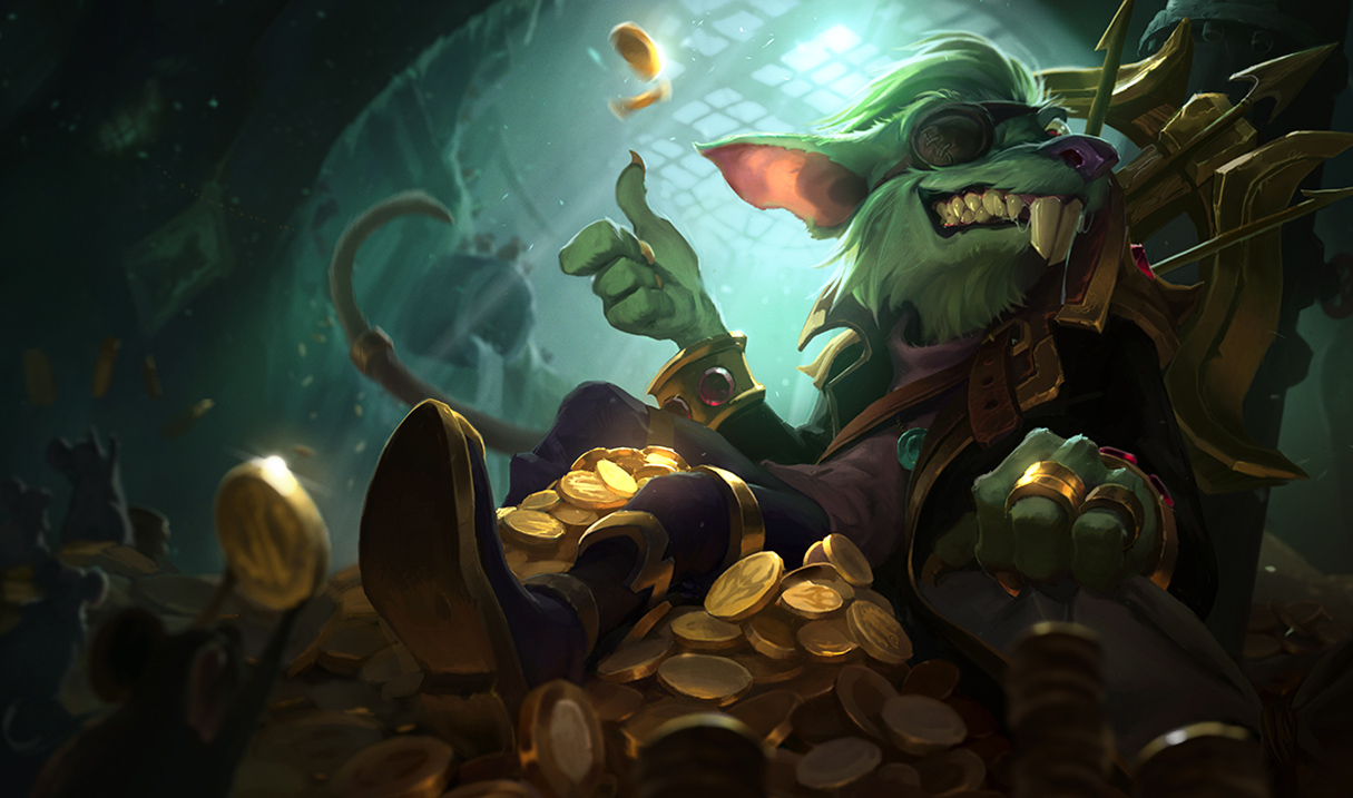Understanding Scaling and How to Use it to Your Advantage in League of Legends