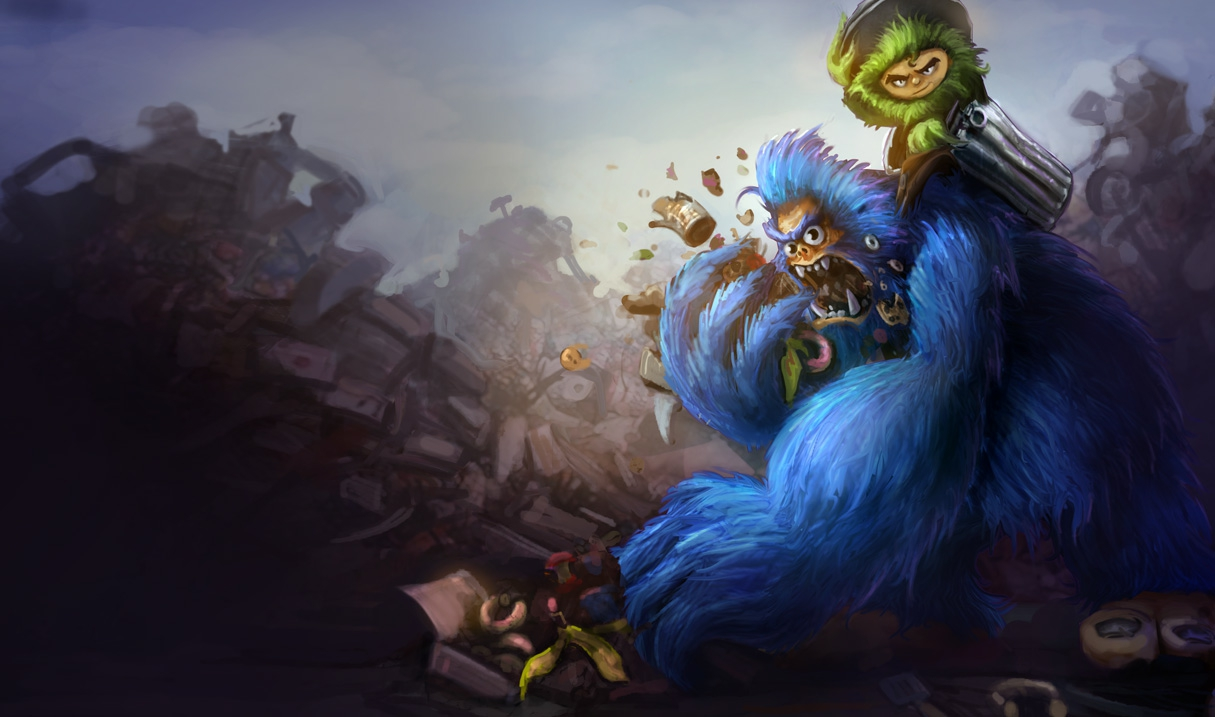 How to Stay Healthy and Efficiently Clear while Jungling in League of Legends