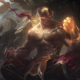 Godfist Lee Sin splash
