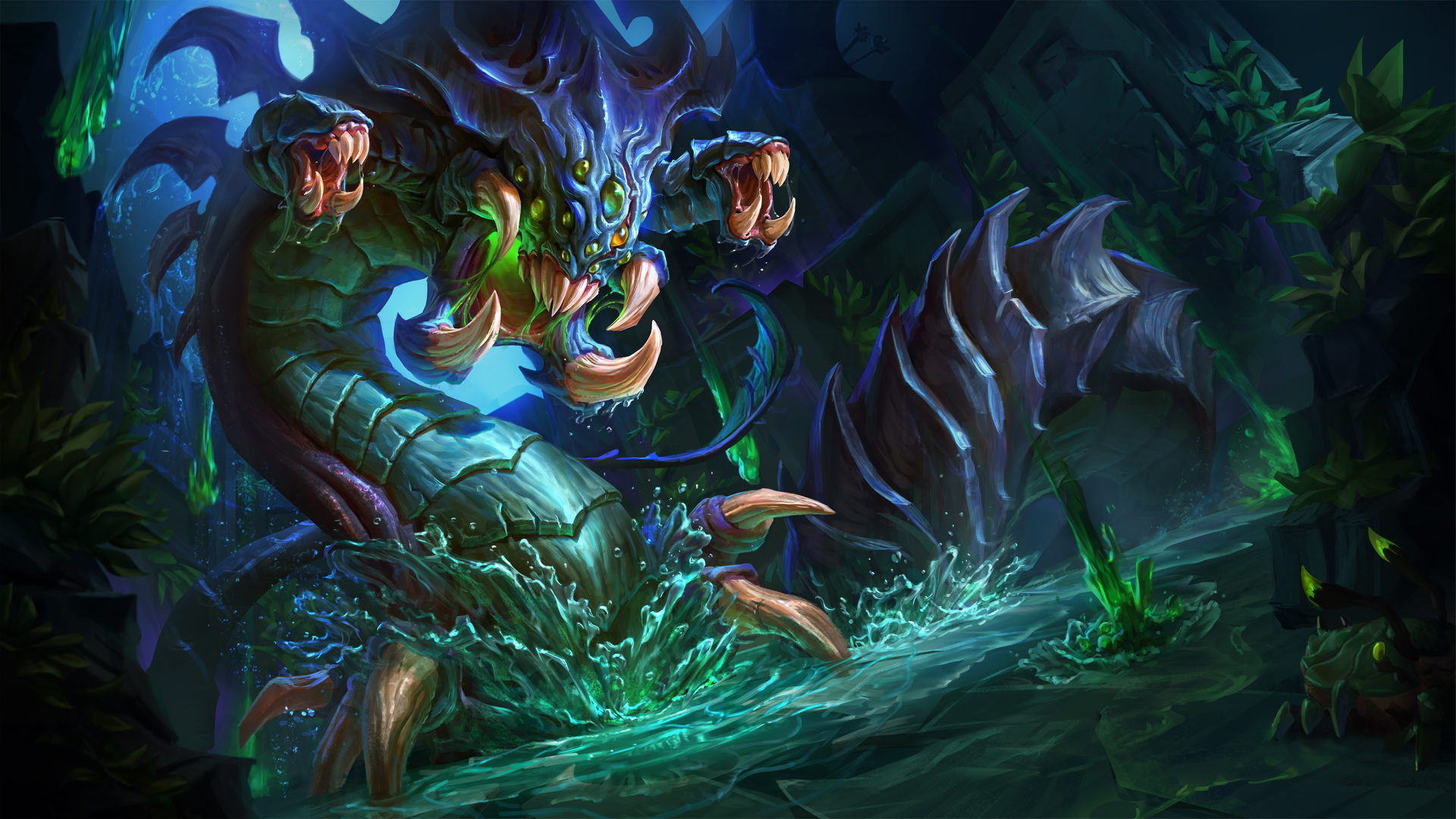 4 Tips for Safely Securing Baron in League of Legends
