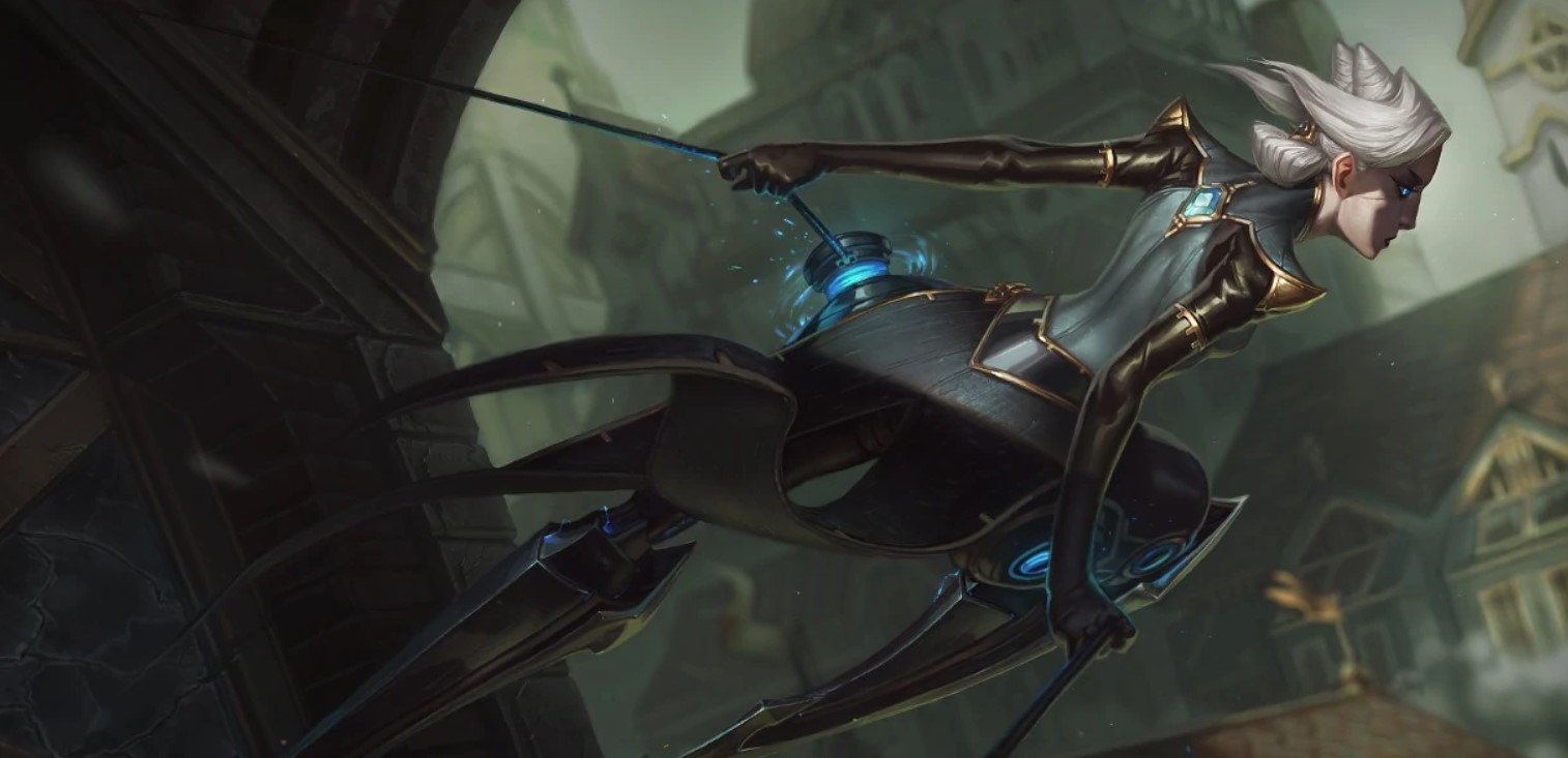TFT Camille (New Unit Guide, Patch 9.16)