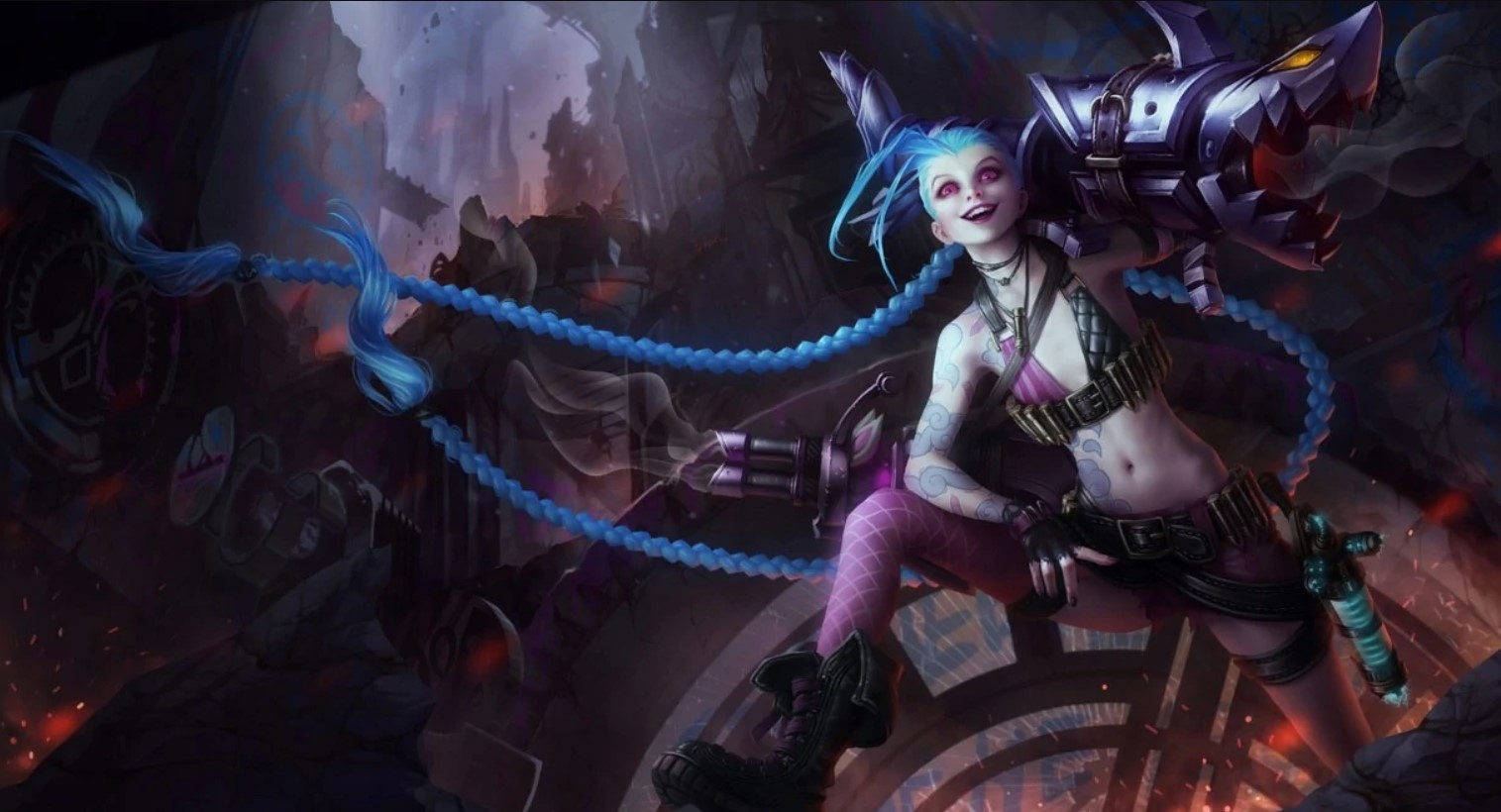 TFT Jinx (New Unit Guide, Patch 9.16)