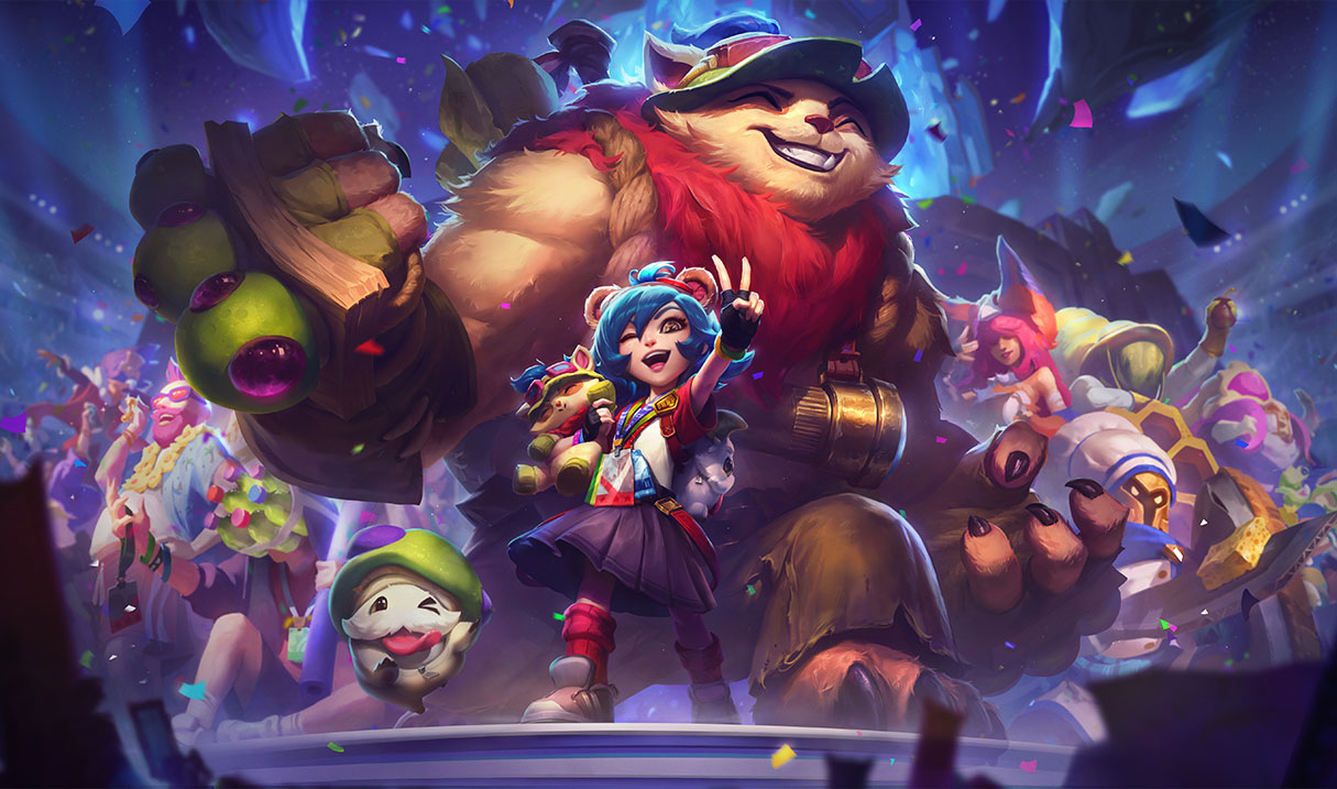 League of Legends Free Champion Rotation (Patch 11.12)