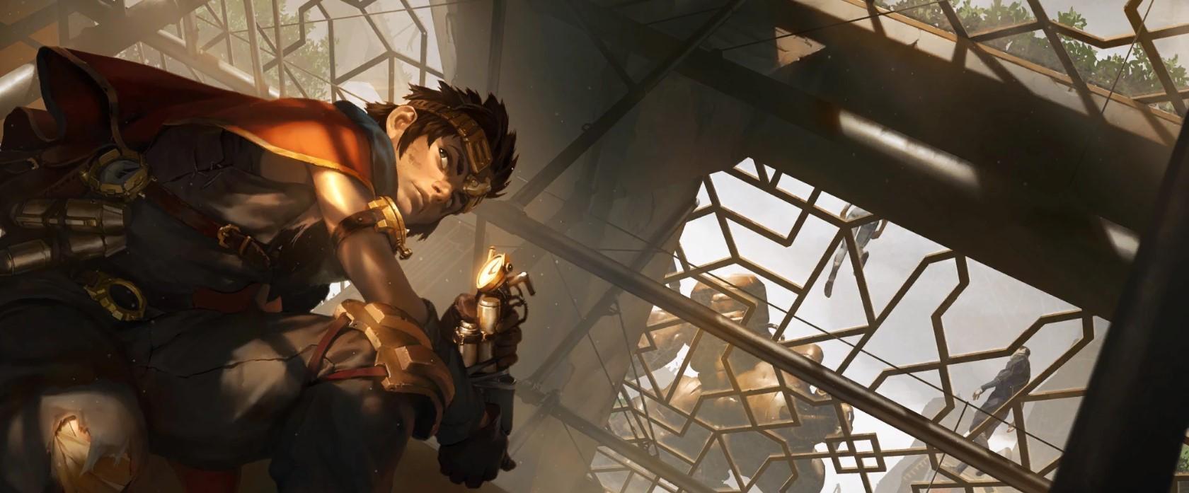 Legends of Runeterra Budget Decks (Rising Tides Expansion)
