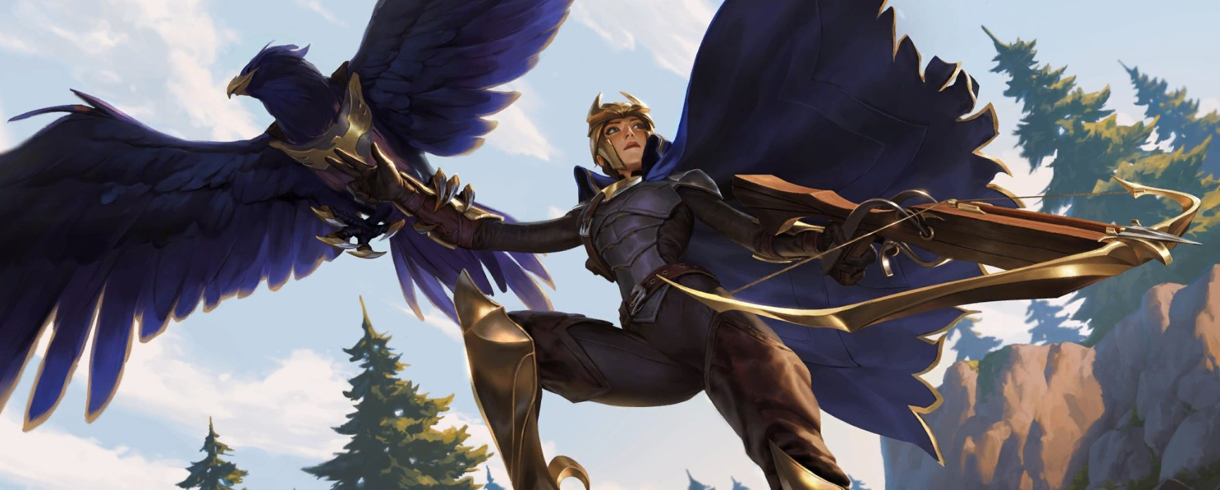 New Legends of Runeterra Card Impressions: Quinn, Scout, and More