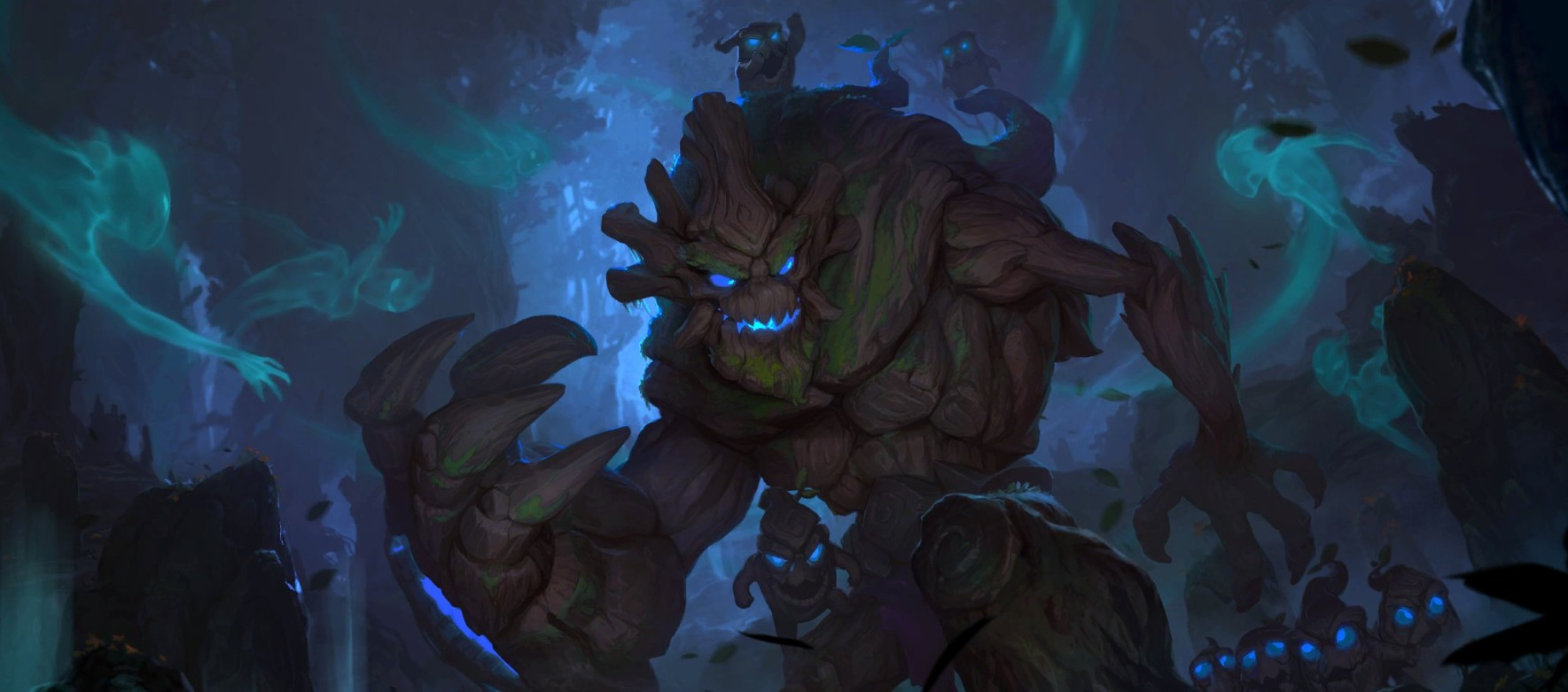 New Legends of Runeterra Card Impressions: Maokai, Toss, and More