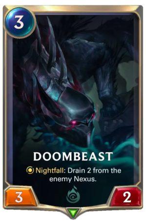 Doombeast (LoR card)