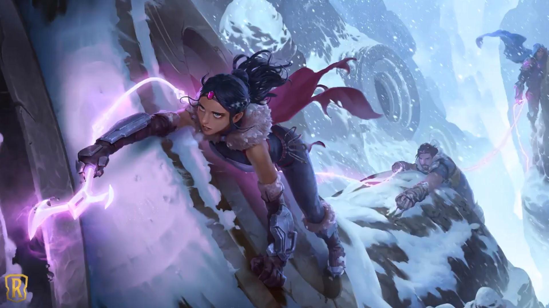 New Legends of Runeterra Card Impressions: Spellshield Keyword, Bastion, and More