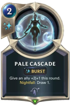 Pale Cascade (LoR card)