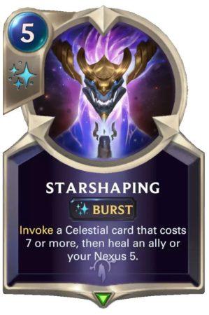 Starshaping (LoR card)