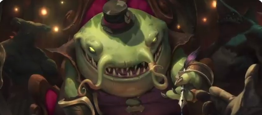 Call of the Mountain LoR Card Impressions: Tahm Kench (Shakedown, Wise Fry, and More)