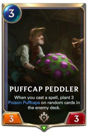 Puffcap Peddler (LoR Card)