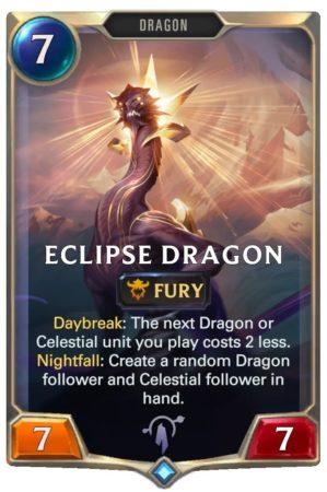 Eclipse Dragon (LoR card)