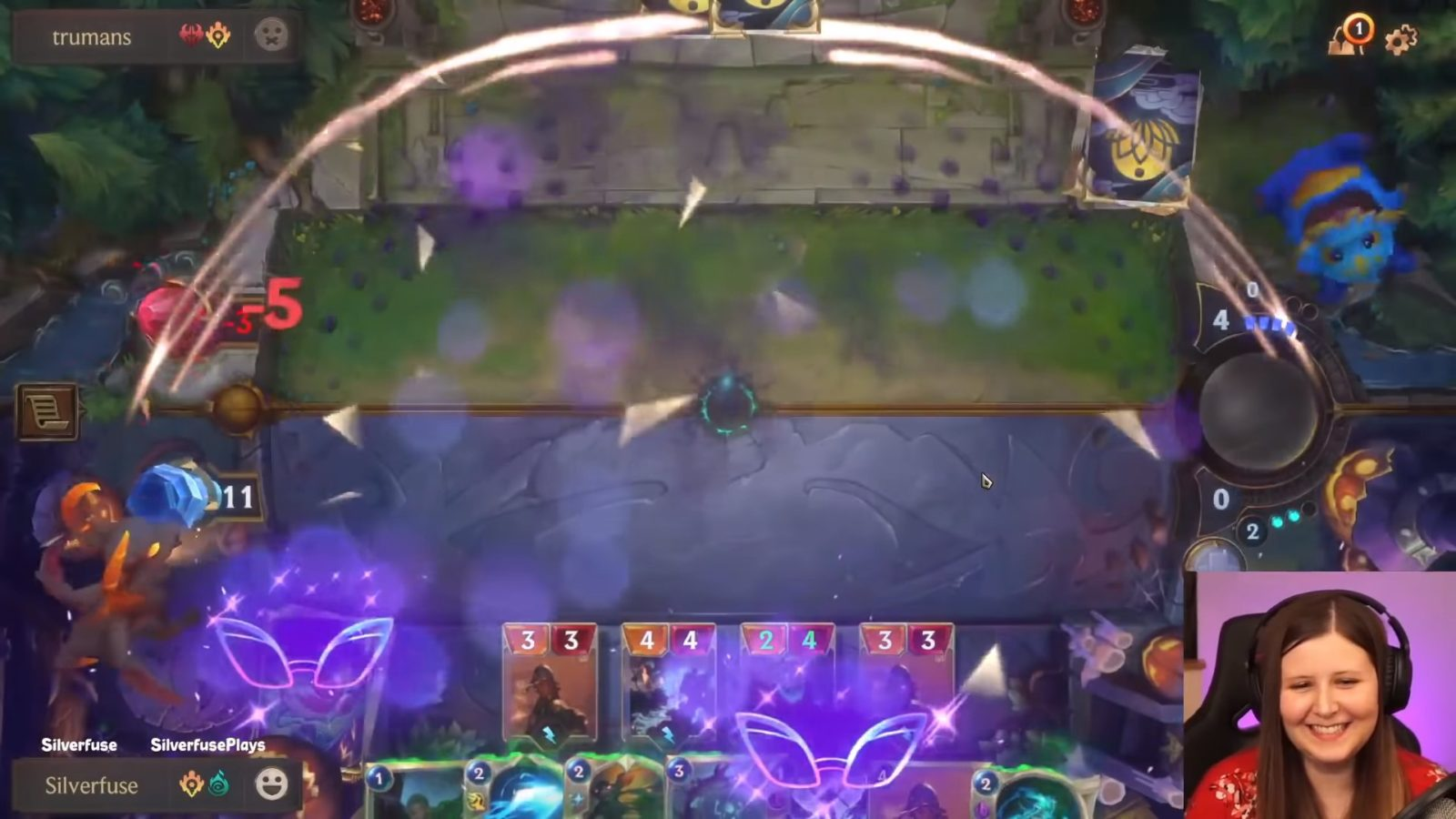 OTK deck lethal (Silverfuse screenshot)