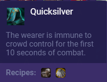 tft quicksilver
