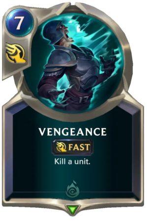 Vengeance (LoR Card)