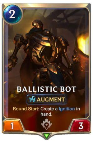 Ballistic Bot (LoR card)
