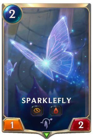 Sparklefly (LoR Card)
