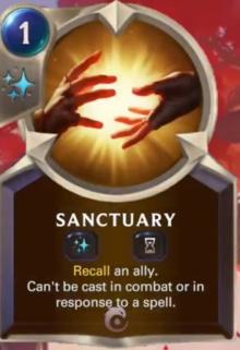 Sanctuary (LoR Card Reveal)
