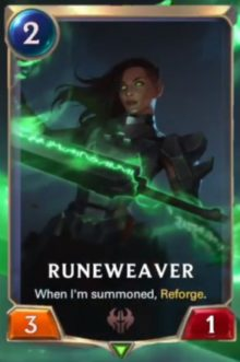 Runewaver (LoR card reveal)