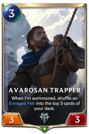 Avarosan Trapper (LoR Card)