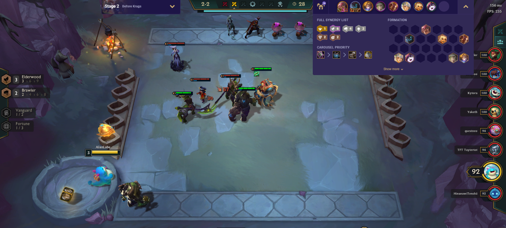 TFT My Comps overlay demonstration