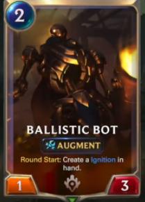 Ballistic Bot (LoR Card Reveal)