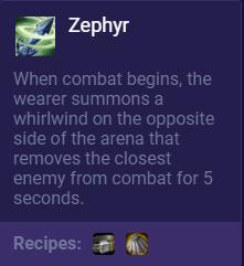 Descripción de TFT Zephyr