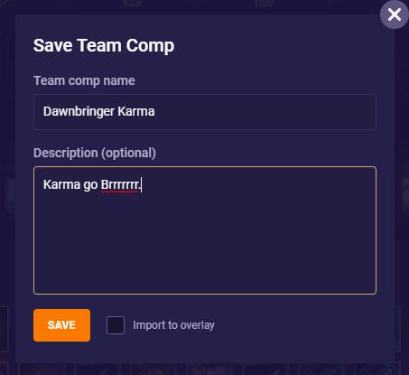 TFT Team Builder Guide Set 5 Save Comp