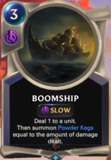 Boomship (LoR Card Reveal)