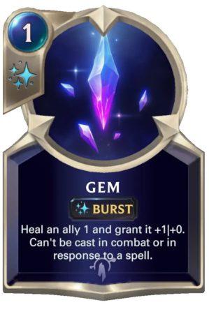 Gem (LoR Card)
