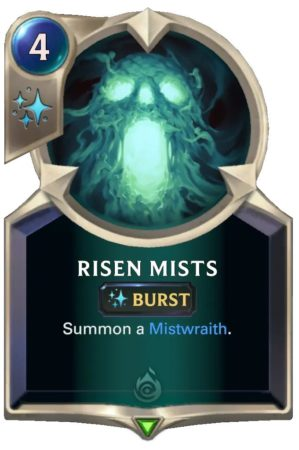 Risen Mists (LoR Card)
