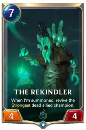 The Rekindler (LoR Card)