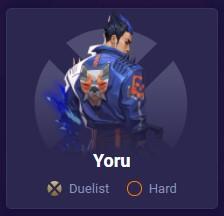 Yoru Agent page portal
