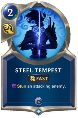 Steel Tempest (LoR Card)