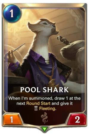 Pool Shark (LoR card)