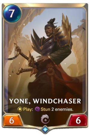 Yone (LoR Card)