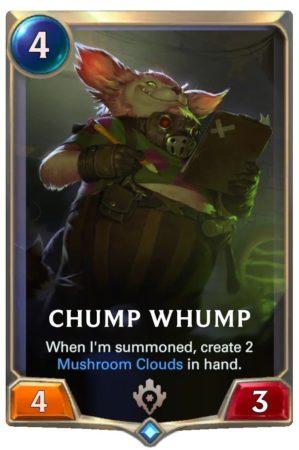 Chump Whump (LoR Card)