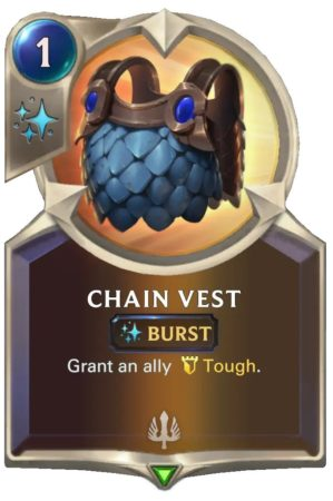 Chain Vest (LoR Card)