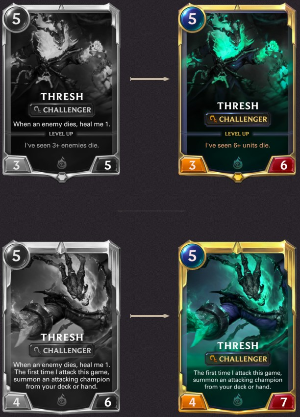 Thresh Comparison (LoR Card)
