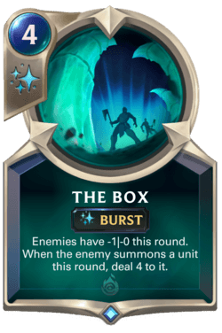 The Box (Old LoR Card)
