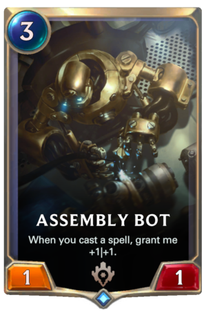 Assembly Bot (LoR Card)