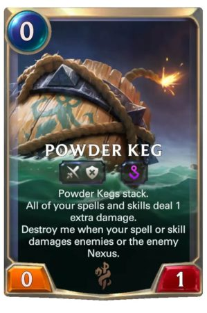 Powder Keg (LoR Card)