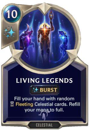 Living Legends (LoR Card)