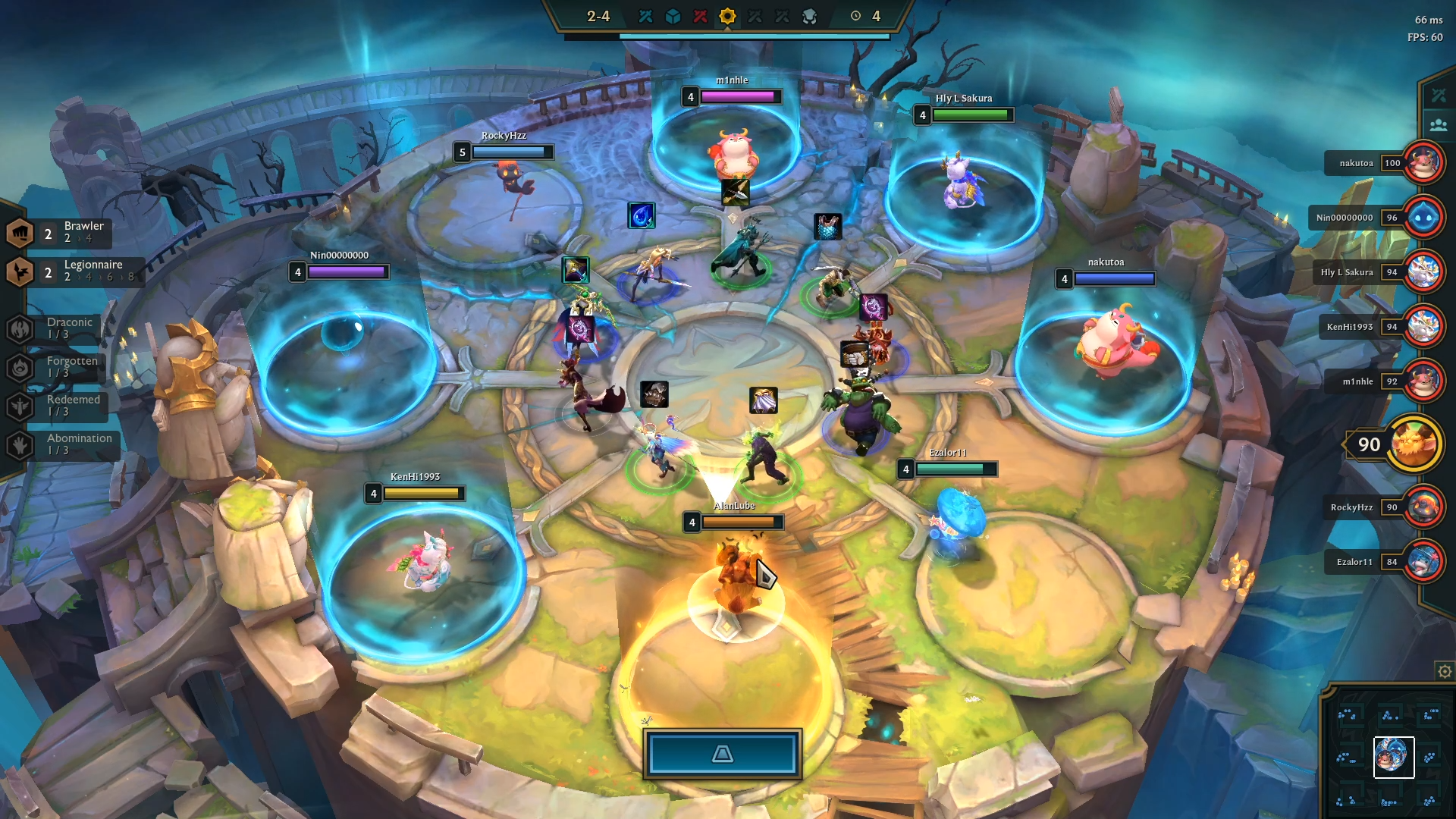 TFT Stage 2 Carousel