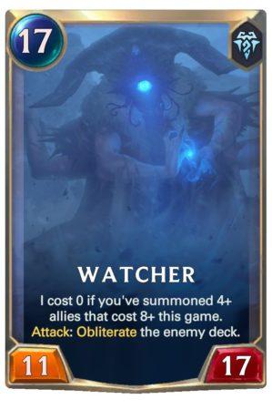 Watcher (LoR Card)
