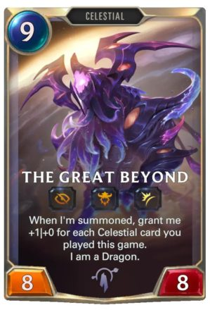 The Great Beyond (LoR Card)
