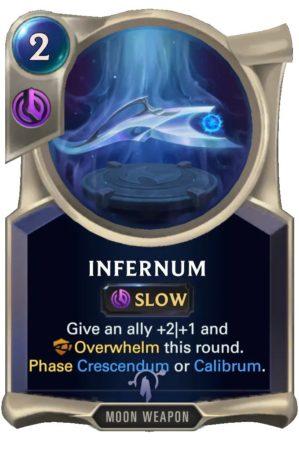 Infernun (LoR Card)
